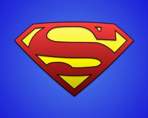 símbolo de superman como símil al rol de un project manager
